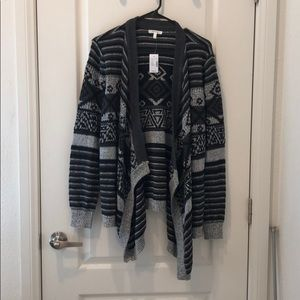 🆕 Maurices Duster Sweater